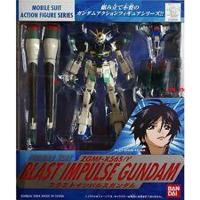 Bandai Gundam Seed Destiny Mobile Suit In Action MSIA Blast Impulse Gundam