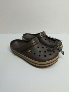 Crocs Unisex Crocband Clogs Size 6 Men 8 Women