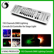 More details for 192 channels stage light controller console dmx 512 disco party ktv dj nightclub