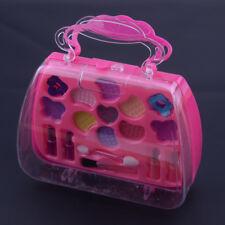 Princess Makeup Set For Kids Cosmetic Girls Kit Eyeshadow Lip Gloss Blushes