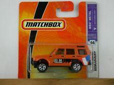 Land Rover Discovery - 11225 Matchbox Mattel