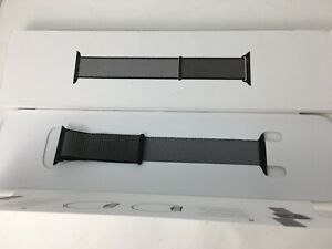 Original Apple SPORT LOOP Strap band for Watch 6 5 4 40mm 3 2 38mm ANCHOR GRAY