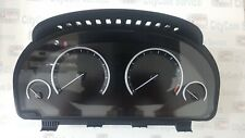 BMW 5-Series F10 Speedometer INSTRUMENT GAUGE CLUSTER MPH with HUD 9387579