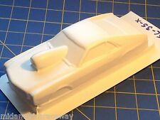 Straightlines AMX P/S Styrene Drag slot car body sl35x 1/24 from Mid-America