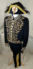 Rare Persian Shah Pahlavi Era Royal Diplomat Uniform Diplomatic Frock Coat Hat