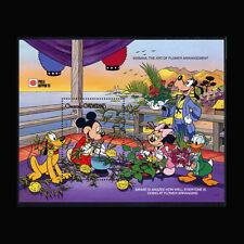 Grenada Grenadines, Sc #1318, MNH, 1991, S/S, Disney, Flower Arranging, 4GHI