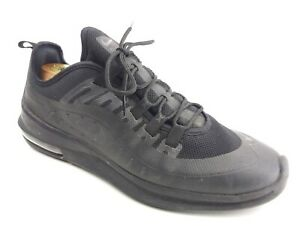 Nike Air Max AXIS Men's Running Shoes Black/Anthracite AA2146-006 Men's Sz 11.5M
