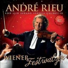 "ANDRE RIEU ""WIENER FESTWALZER"" CD NEW!"