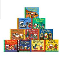 Maisy Mouse Picture Books Collection Set 10 Books Series 2 Early Learner Childre