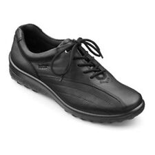Hotter Tonez Sport-inspired casual lace-up Shoe's Black UK 4.5 EU 37.5 NH08 05