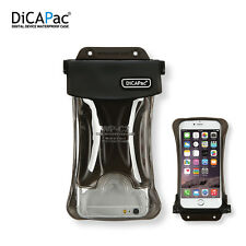 Dicapac WP-C2 Underwater Waterproof Case for Up to 5.7″ iPhone 6 6s plus Black