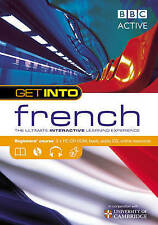 Get Into French Pack, BBC ACTIVE. New And Sealed