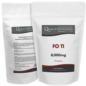 FO TI - 8,000mg Capsules - Powerful Formula - Best Quality on Ebay