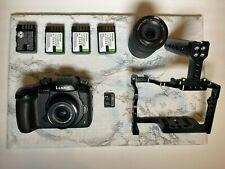 Panasonic Lumix GH5 4K Mirrorless Camera Body - READY TO SHOOT KIT