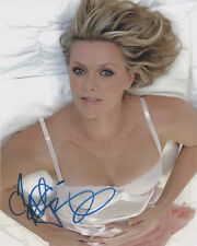 Amanda Tapping Sexy Autographed Signed 8x10 Photo COA #EF315