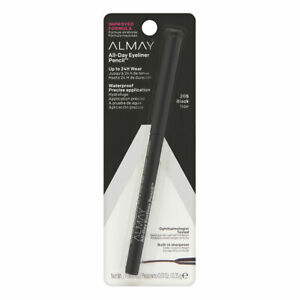 Almay Eye Liner Pencil 205 Black Brand New