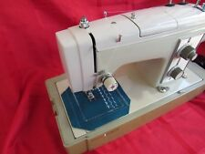 Kenmore ZZ sewing machine heavy duty w/cams all metal EUC