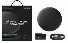 Samsung Qi Certified Fast Charge Wireless Charging Convertible Stand EP-PG950