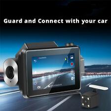 3.0 Screen 5.0 Car DVR Camera Dash Cam 1080P Full HD GPS Logger Video + Camera