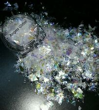 Nail glitter MYLAR For acrylic or gel