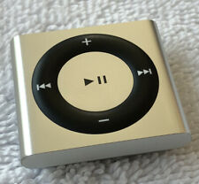 Silver iPod Shuffle 4th Generation - 2GB, excellent condition  -  Model A1373