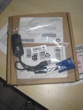 1PC NEW HP KVM USB CONSOLE INTERFACE ADAPTER (1P)P/N WW 336047-B21