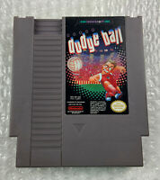 Super Dodge Ball (Nintendo Entertainment System, 1989) Cart Only, Tested Working