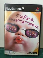 SUPER BUST A MOVE PLAY STATION 2 PS2 VER FOTO