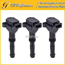 OEM Quality Ignition Coil 3PCS Pack for 99-01 Porsche 911 3.4L/ 97-02 Boxster H6