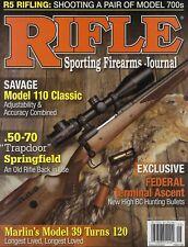 Rifle's Magazine # 310   May 2020