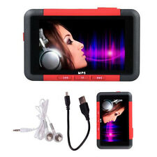 "4.3"" Slim LCD Screen MP3 MP4 MP5 Video Music Media Player FM Radio Recorder 8GB"