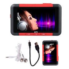 "4.3"" Slim LCD Screen MP3 MP4 MP5 Video Music Media Player FM Radio Recorder 8GB"
