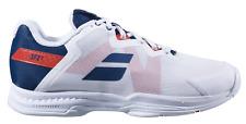 Babolat SFX3 AC Men's Tennis Shoes White/Blue