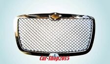 2005-2010 Chrysler 300 300C Front Grill Hood Grille All Chrome Bentley Style