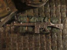 Gewehr HK G3  Sturmgewehr Bundeswehr RC Panzer Diorama Metall Deko Zubehör 1/16