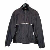 Mountain Equipment Co-Op Running Jacket Men's Large Windbreaker Vented MEC