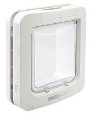 SureFlap Mikrochip Haustierklappe - Weiß