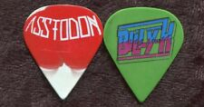 MASTODON 2014 Sun Tour Guitar Pick!!! BILL KELLIHER custom concert stage Pick