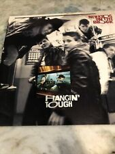 New kids On The Block Hangin' Tough Promo Album Flat 12in By 12 In
