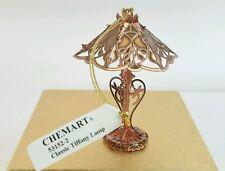 ChemArt Classic Tiffany Lamp Antique Copper Finish Ornament ChemArt #53152-2