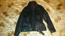 Real Leather Jacket Woman ICE B SIZE 40/XS