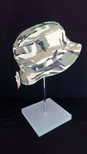 Mens Camouflage Reversible Bucket Hat,Cotton, Army Fishing Camping Hunting 59 cm