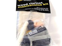 Herco Wood Clarinet Maintenance Kit Everything Needed Keep It Performing Well