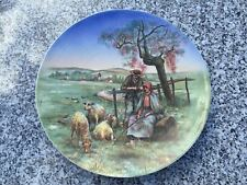 Antique Villeroy&Boch Wallerfangen plate