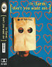 The Farm ‎Don't You Want Me CASSETTE SINGLE Synth-pop, Indie Rock UK 1992