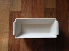 48 st Dipschalen Weiß Neu Gastro Porzellan Tapas Teller 14 x 6,3 3,3cm hoch