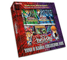 YUGIOH - 1x YUGI's Collector BOX-tedesco