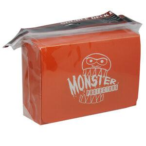 Monster Protectors - Double Deck Box - Orange