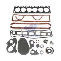 2F Engine Full Cylinder Gasket Kit For Toyota 4.2L Land Cruiser FJ40 FJ43 81-87