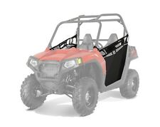 POLARIS 2012-2017 RZR 570 RZR 900 BLACK POWDER COAT FINISH DOORS 2879614